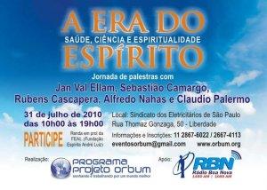 A Era do Espírito - Evento em São Paulo